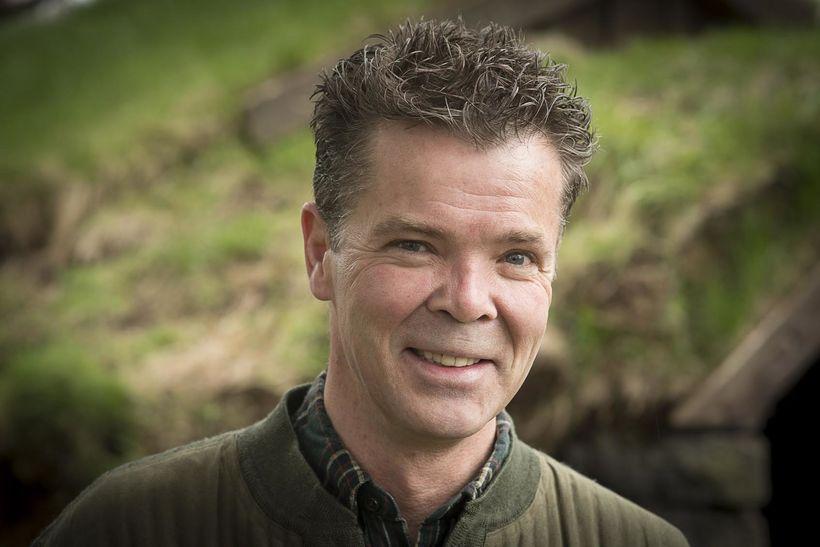 WIld chef Úlfar Finnbjörnsson.
