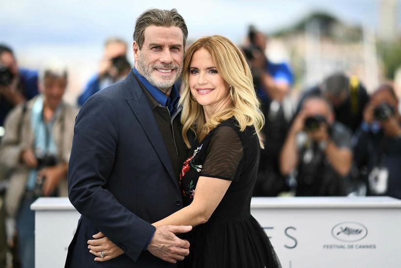 John Travolta og Kelly Preston fagna 27 ára brúðkaupsafmæli í ...