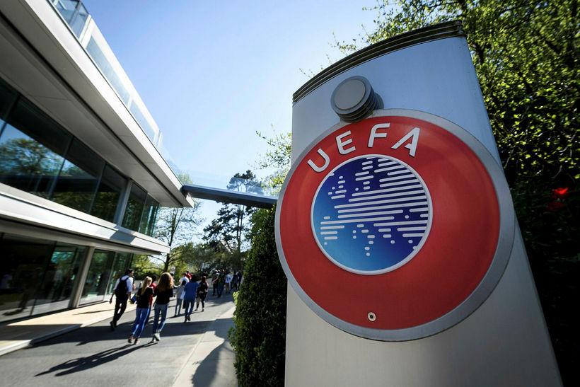 Í tilkynningu frá UEFA kom fram að PSG hafi ekki ...