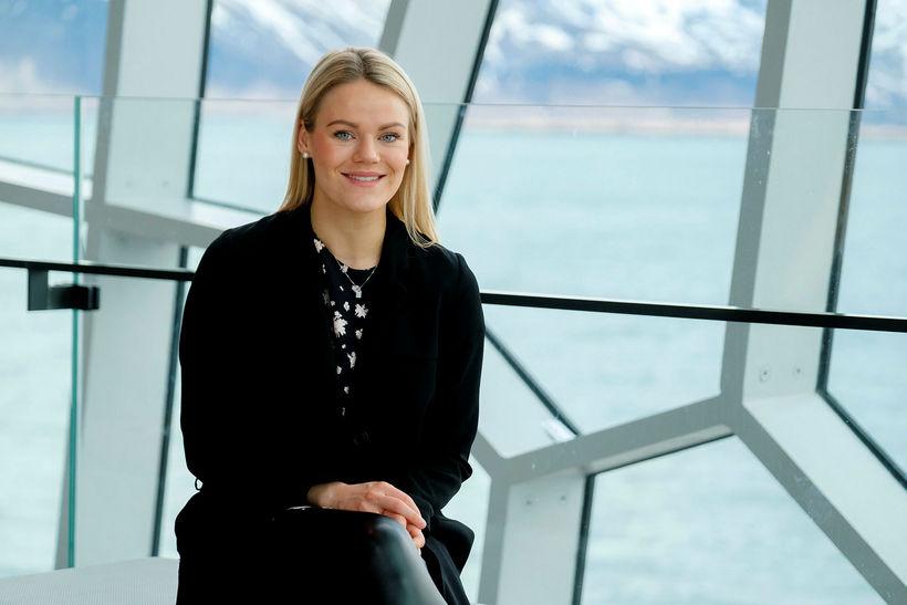 Silja Mist Sigurkarlsdóttir, markaðsstjóri Nóa Síríus.