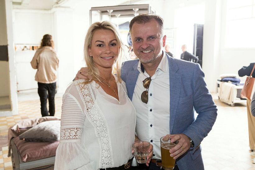 Anna og Kristján.