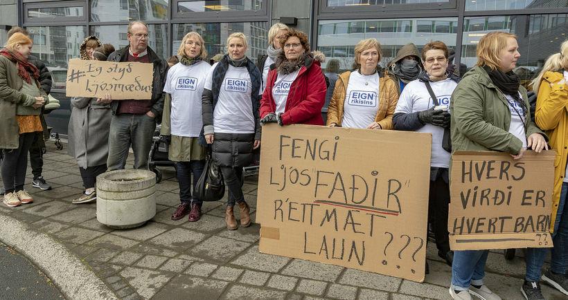 Katrín segir viðbúið að hættuástandi geti skapast.