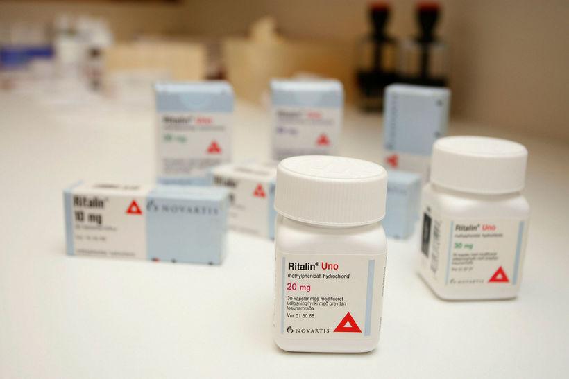 Ritalin Uno er eitt þeirra lyfja sem inniheldur metýlfenídat og ...