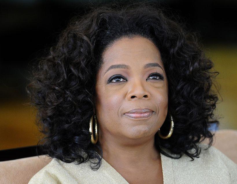 Oprah Winfrey lifir drauminn sinn daglega. Hún ráðleggur fólki að ...