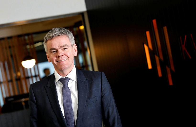 Ármann Þorvaldsson, forstjóri Kviku banka.