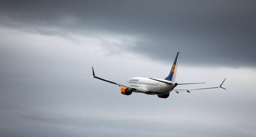 Icelandair þarf ekki að segja flugmönnum upp í haust, ólíkt ...