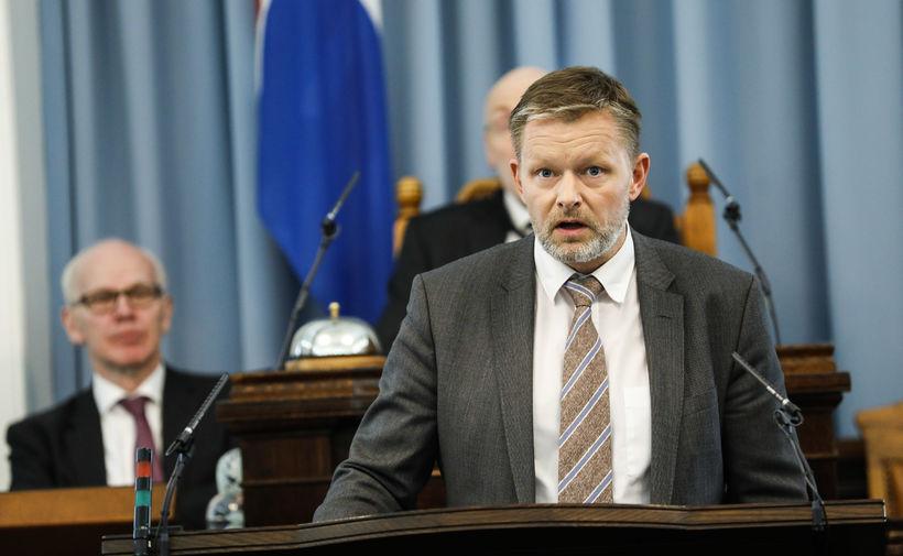 Þorsteinn Víglundsson gagnrýndi útgjöld ríkisins. Myndin er úr safni.