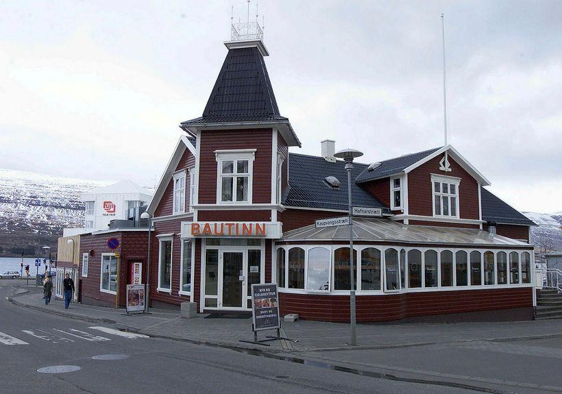 Veitingastaðurinn Bautinn á Akureyri