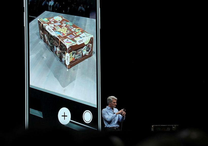Apple kynnti Measure, tól sem getur mælt hluti með myndavélinni ...