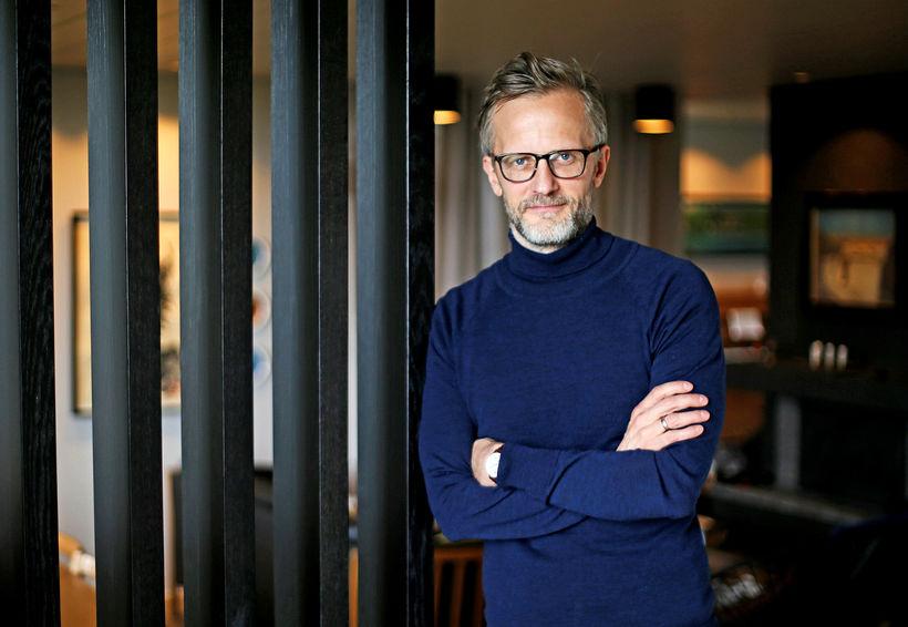 Viðar Halldórsson íþróttafélagsfræðingur.