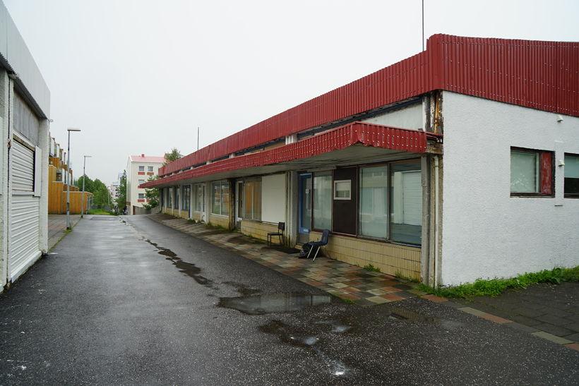 Húseign í Völvufelli sem Reykjavíkurborg festir kaup á.