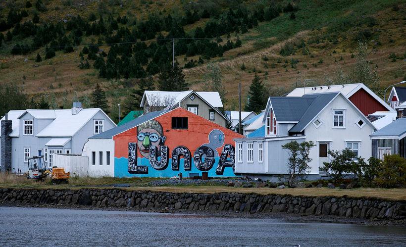 Tólf sækjast efitr því að verða bæjarstjóri á Seyðisfirði.