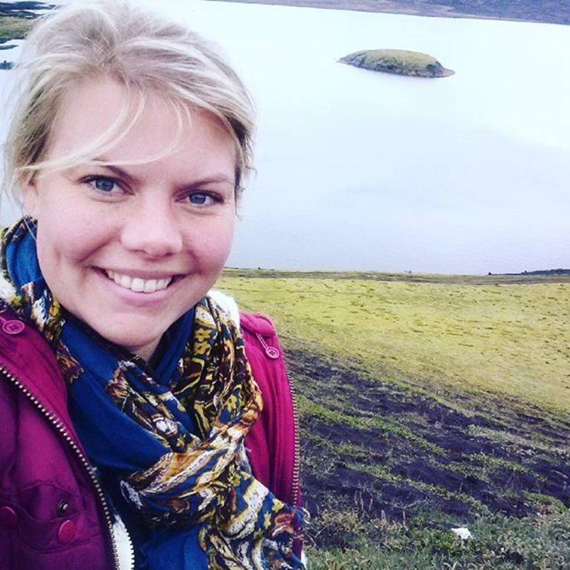 Elva Björk vill auka þekkingu fólks á hugmyndinni um líkamsvirðingu ...