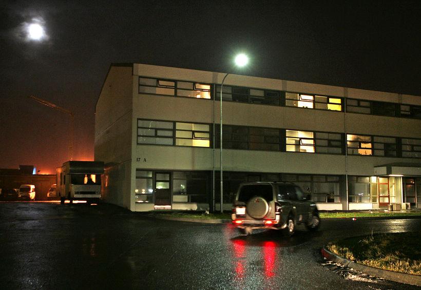 Funahöfði 17a í Reykjavík.
