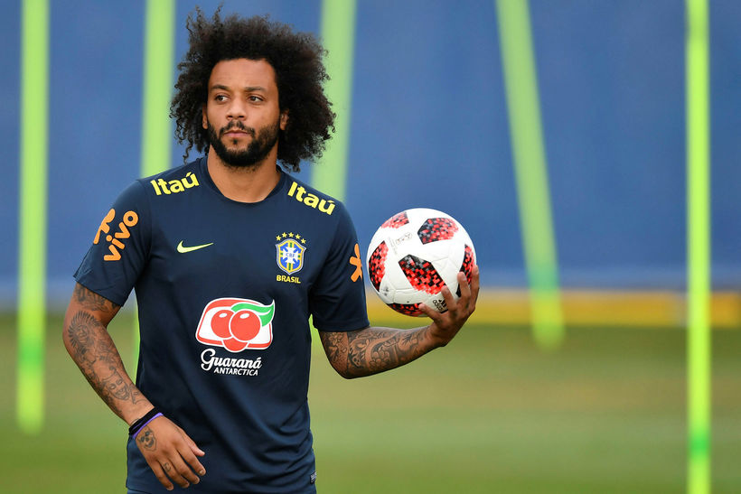 Brasilíumaðurinn Marcelo.
