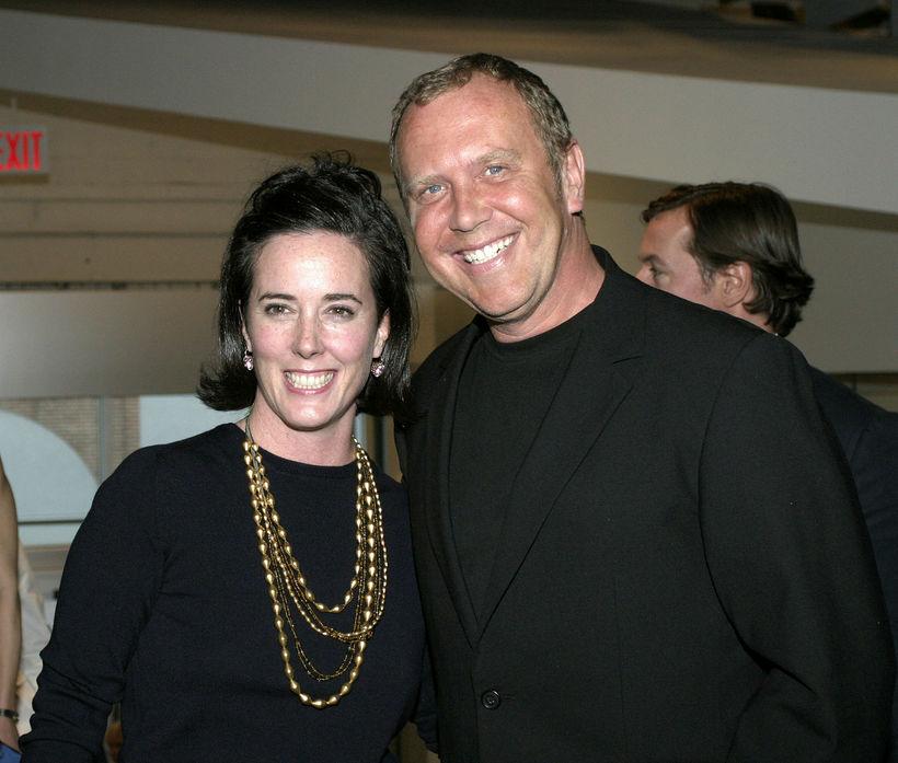 Kate Spade og Michael Kors.