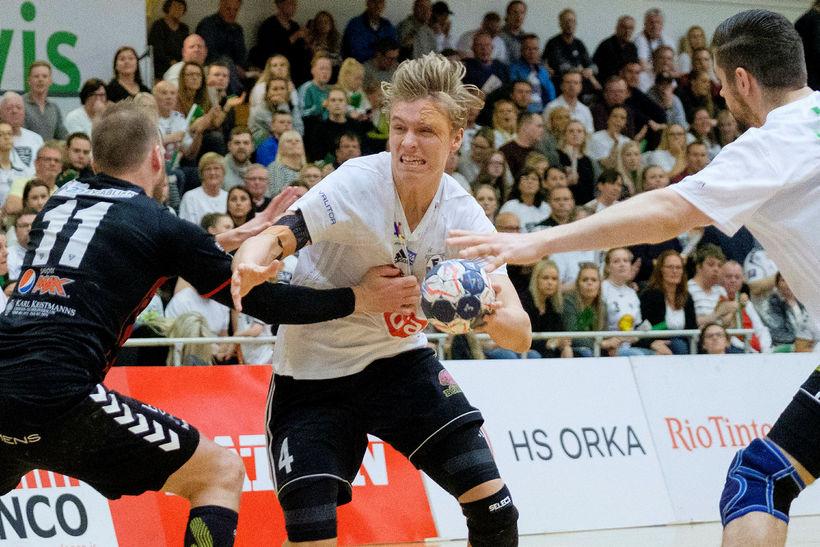 Gísli Þorgeir Kristjánsson er gengin í raðir Kiel.