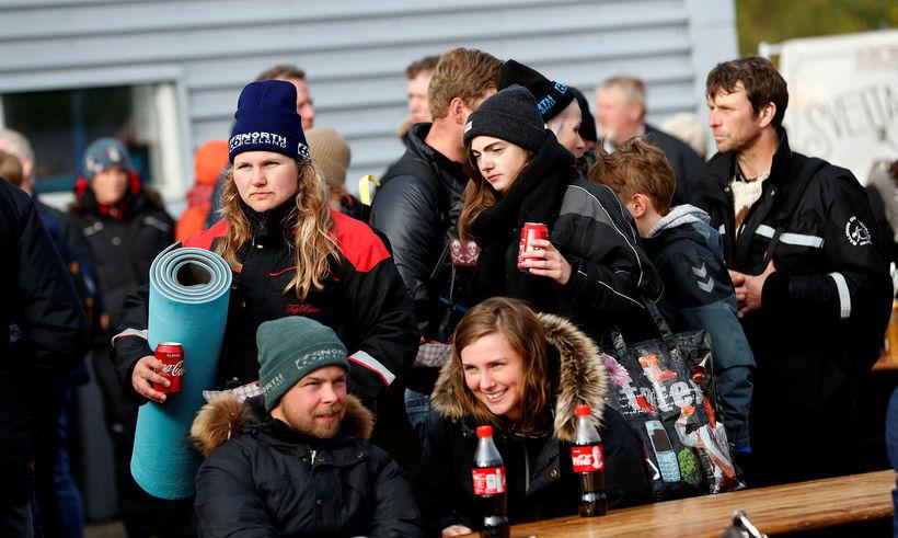 Landsmót hestamanna 2018.