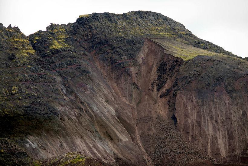 Sárið í Fagraskógarfjalli.