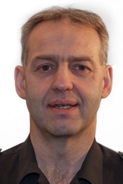 Grímur Kárason, slökkviliðsstjóri Norðurþings.