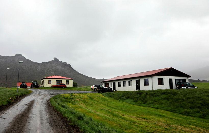 Finnbogi hefur búið að Hítardal alla sína ævi sem spannar …