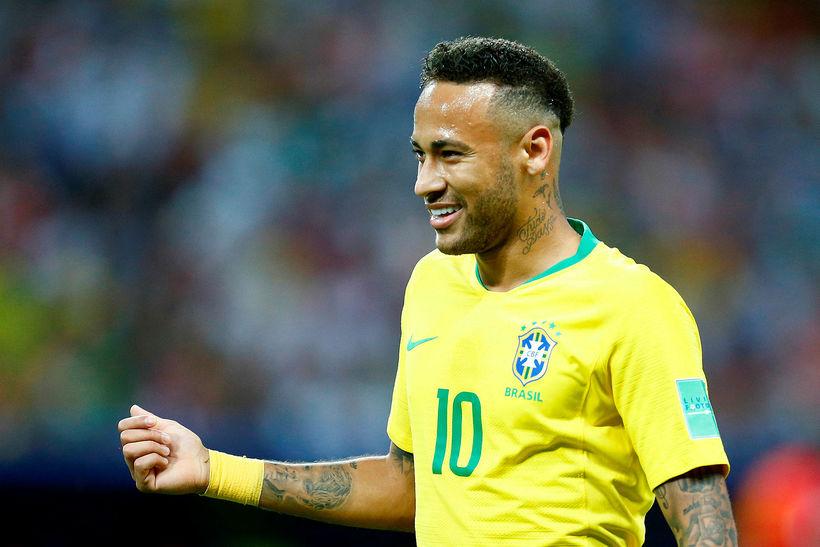 Brasilíumaðurinn Neymar.