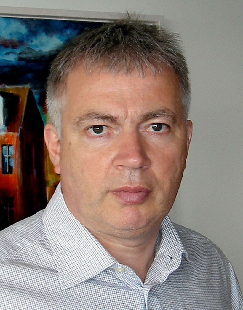 Örn Pálsson, framkvæmdastjóri Landssambands smábátaeigenda.
