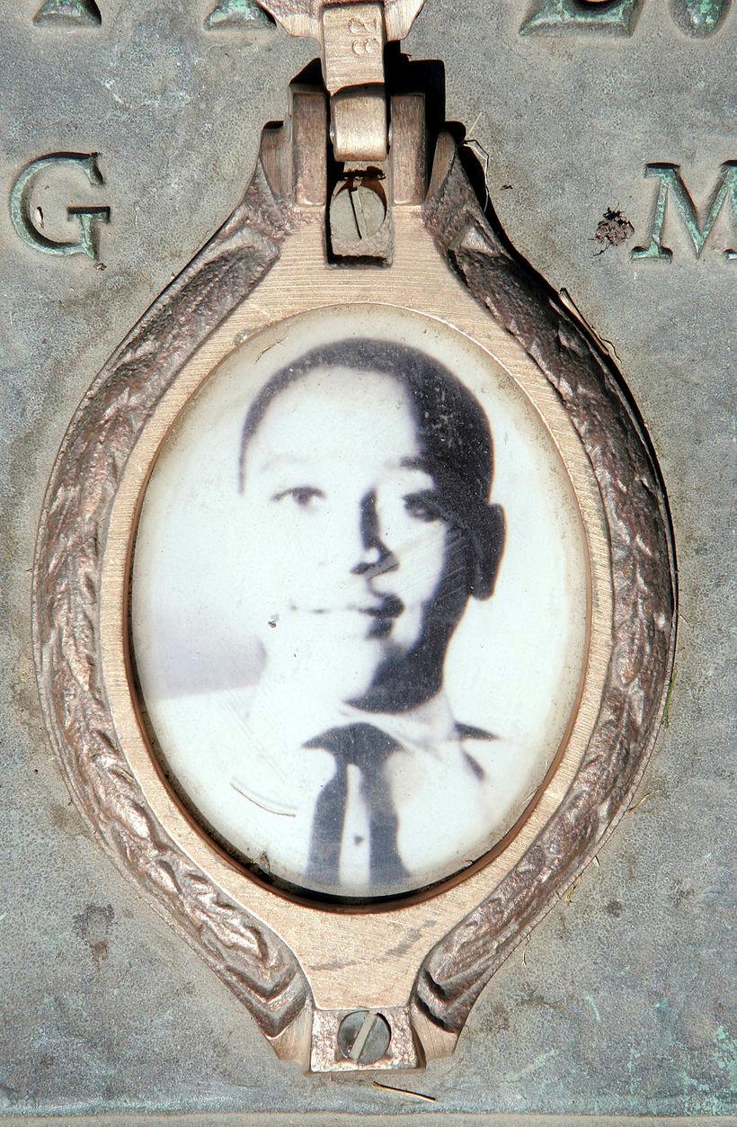 Emmett Till var fjórtán ára þegar hann var myrtur.