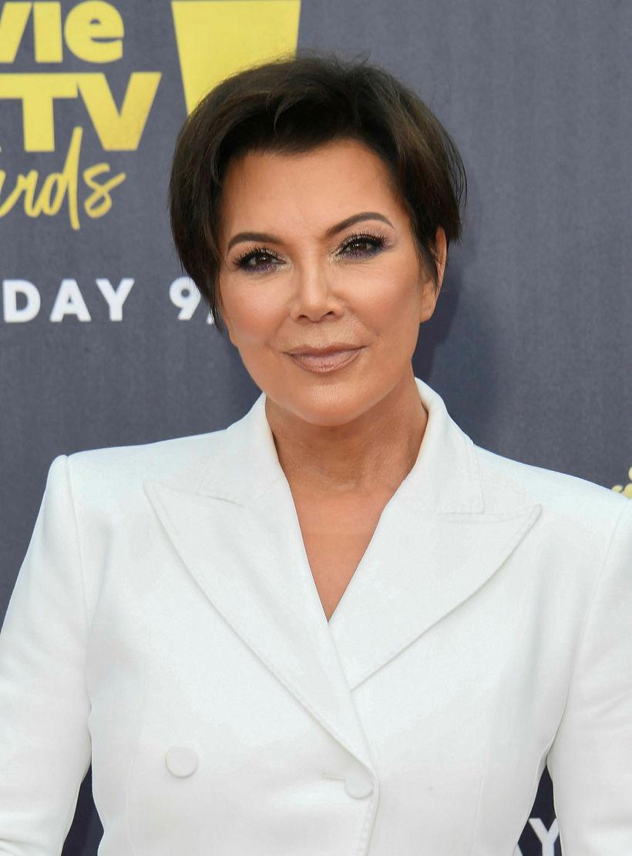Kris Jenner veitti syni sínum húsaskjól.
