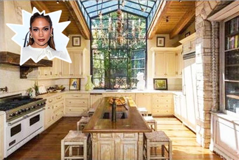 Jennifer Lopez kann að meta góða dagsbirtu. En í hennar ...