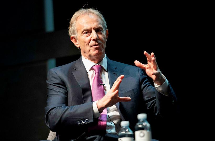 Tony Blair var forsætisráðherra Bretlands frá 1997 til 2007.