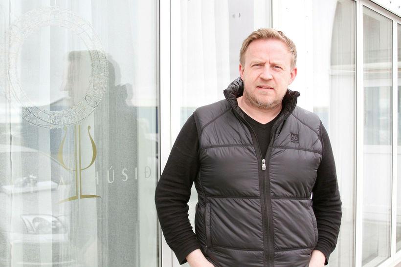 Einar Björnsson rekur Mömmumat.is og Hvíta Húsið á Selfossi.