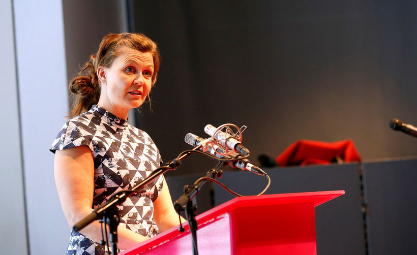 Sóley Tómasdóttir er ein stjórnenda hópsins.