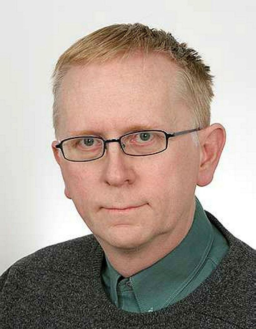 Trausti Jónsson veðurfræðingur.