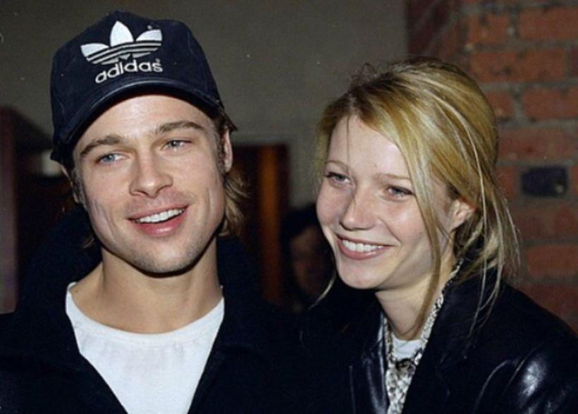 Brad Pitt og Gwyneth Paltrow eru enn vinir í dag.