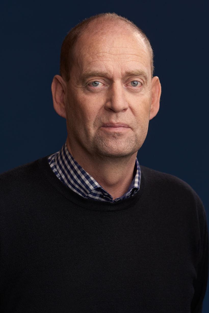Jóhannes Rúnarsson, framkvæmdastjóri Strætó.