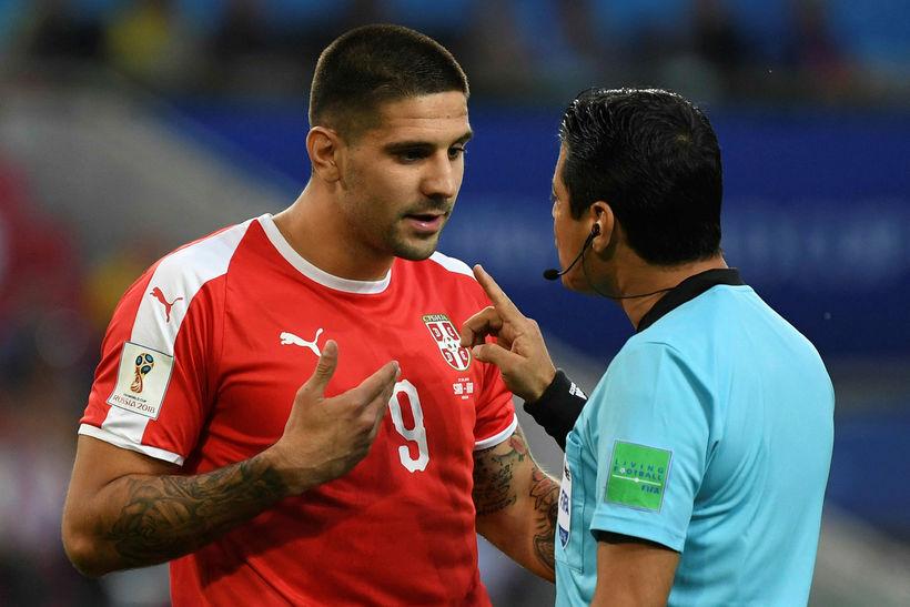 Fulham hefur keypt serbneska framherjann Aleksandar Mitrovic frá Newcastle fyrir ...