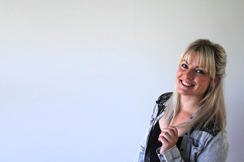 Sara Barðdal er ÍAK-einkaþjálfari og heilsumarkþjálfi.
