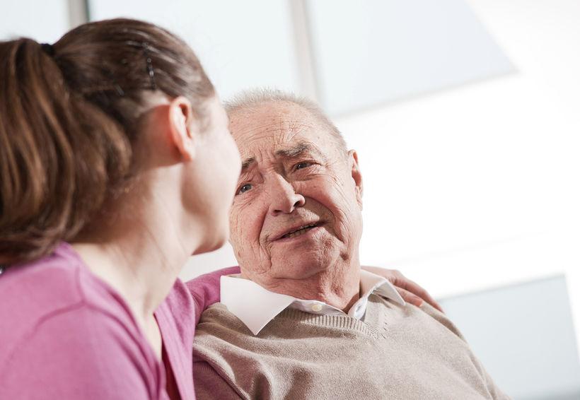 Raunveruleiki Alzheimer-sjúklings getur verið mjög ólíkur þínum.