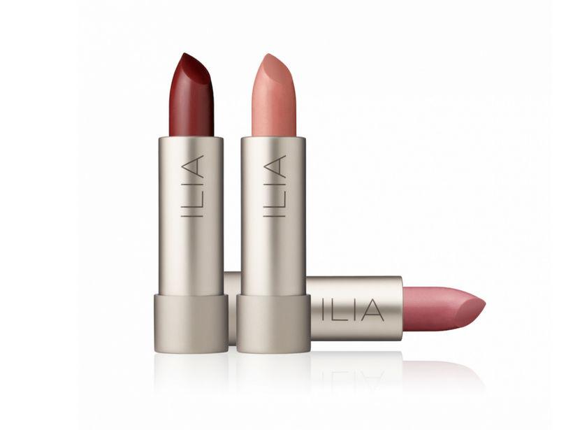 ILIA Beauty Lipstick.