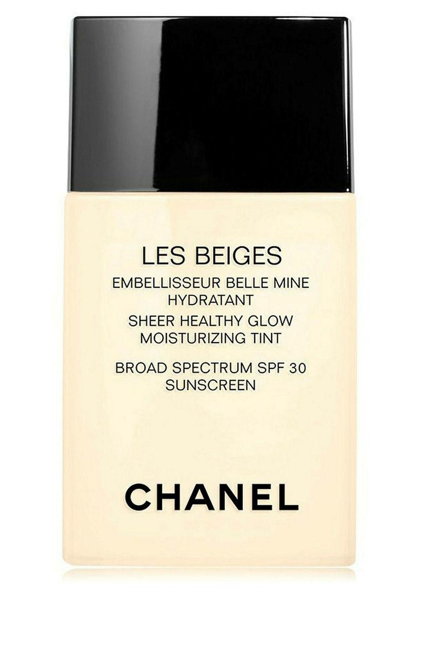 Farðinn Les Beiges frá Chanel er framúrskarandi fyrir þær sem ...