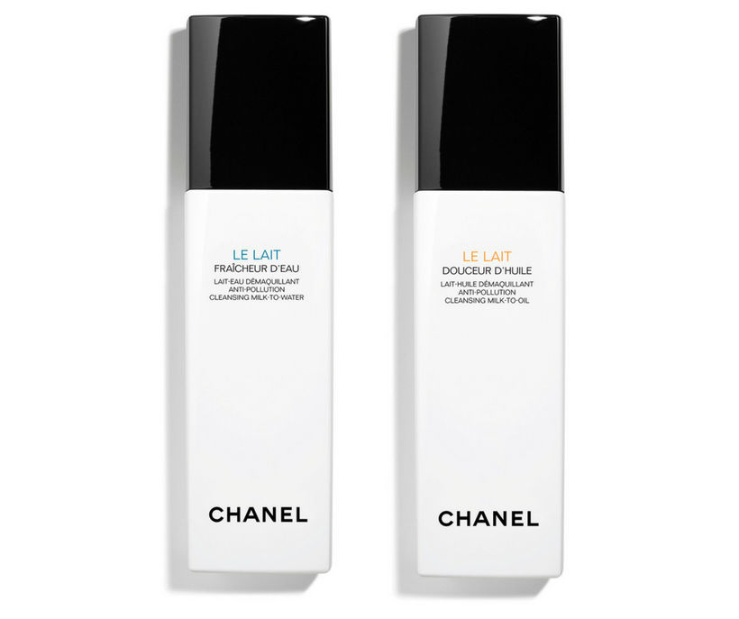 Chanel Le Lait Fraicheur D'Eau Anti-Pollution Cleansing Milk-To-Water, 5.799 kr., ...