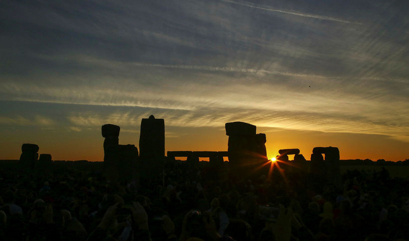 Enn er á huldu hvert hlutverk Stonehenge var en þar ...