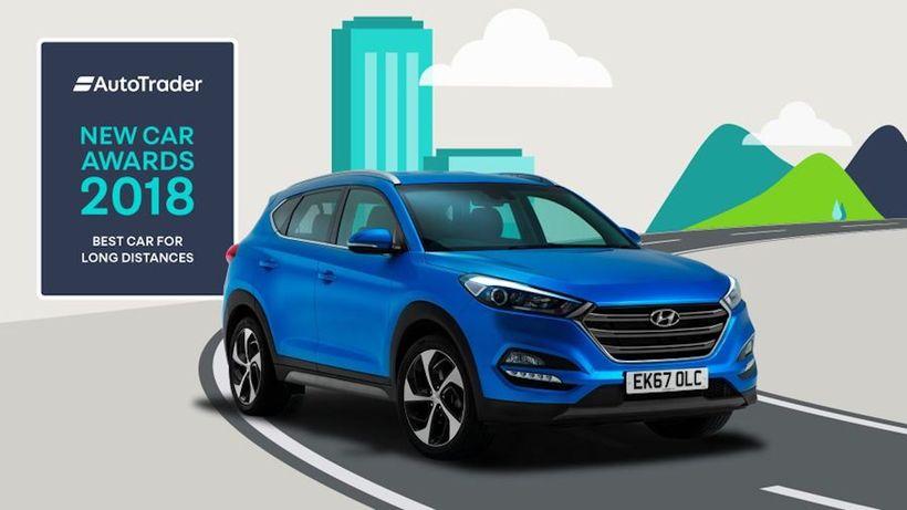 Hyundai Tucson þykir góður til langferða.