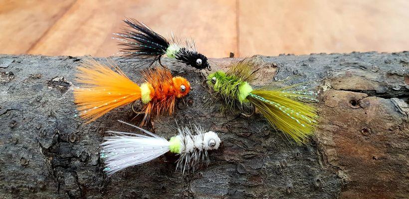 Nobbler er klassísk silungafluga sem þarf að vera til hjá ...