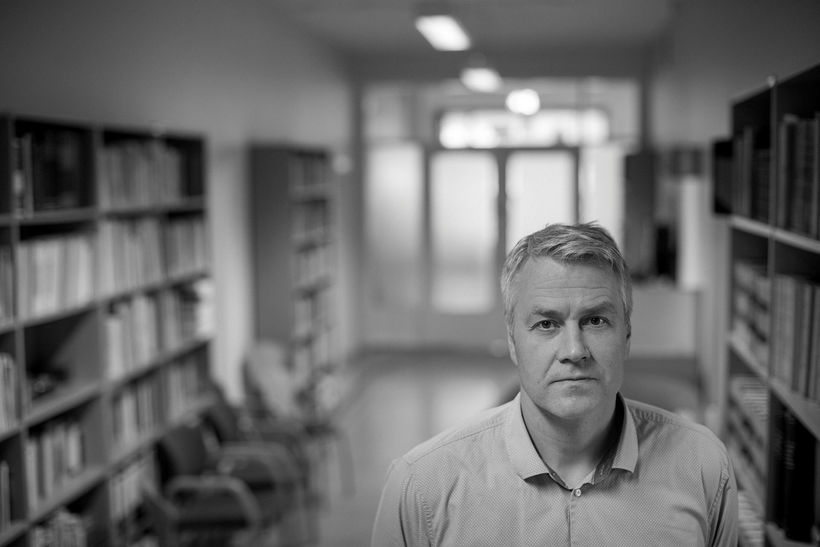 Ólafur B. Einarsson, verkefnisstjóri hjá embætti landlæknis.