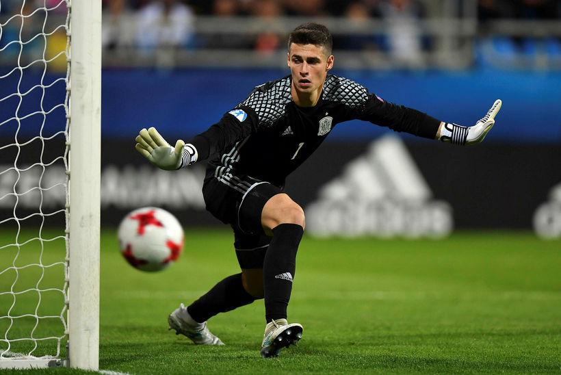 Chelsea hefur keypt spænska markvörðinn Kepa Arrizabalaga af Athletic Bilbao ...