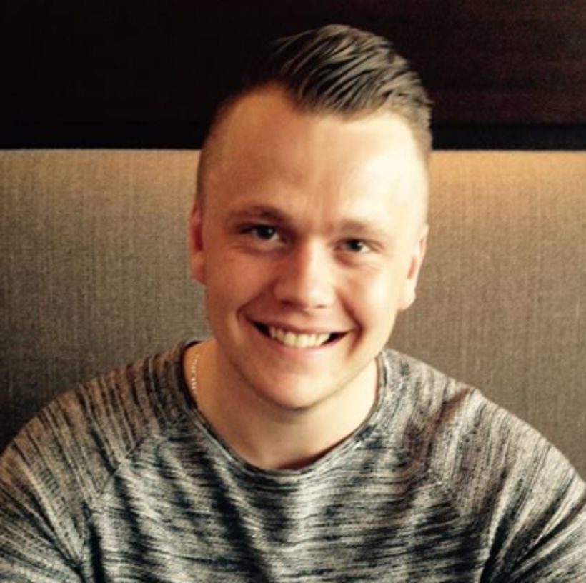 Björn Daníel Sigurðsson.