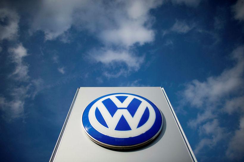 Volkswagen er stærsti bílsmiður heims.