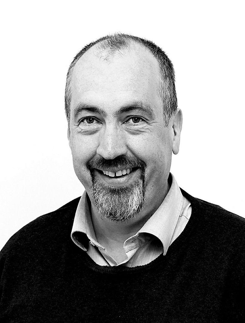 Sigurgeir Brynjar Kristgeirsson, framkvæmdastjóri VSV.